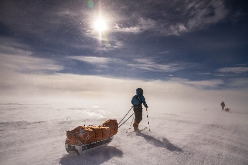 Q&A: Youngest Man to Ski to South Pole Is Also Fastest