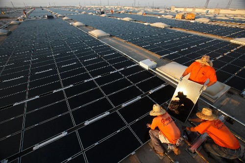 How Green Are Those Solar Panels, Really?