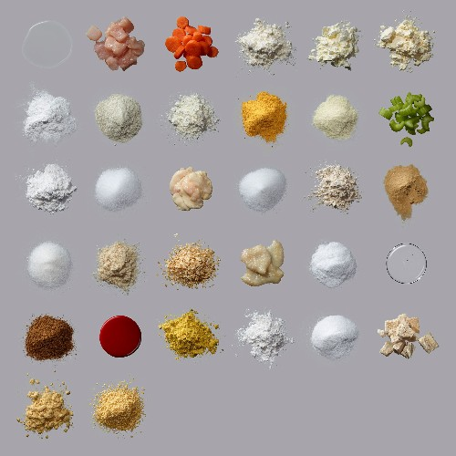'Ingredients' Book Casts an Artist's Eye on Food Additives