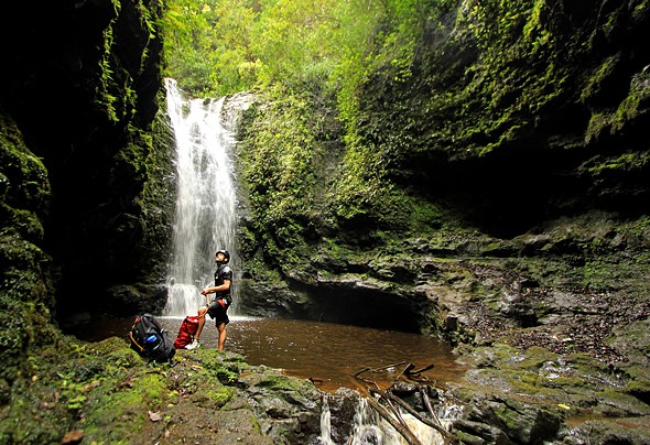 Hidden Hawaii: Exploring Mana Creek