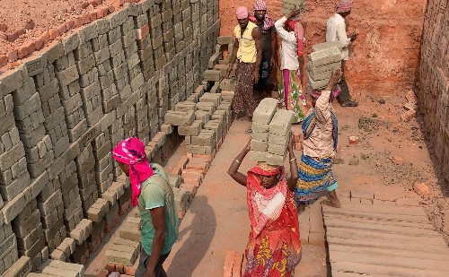 Behind India's construction boom, a world of 'systematic slavery'