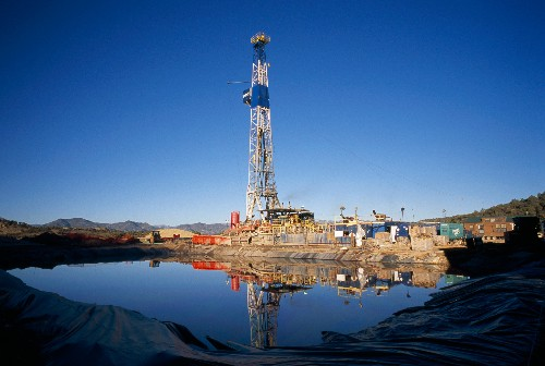 Fracking Wastewater Disposal Linked to Remotely Triggered Quakes