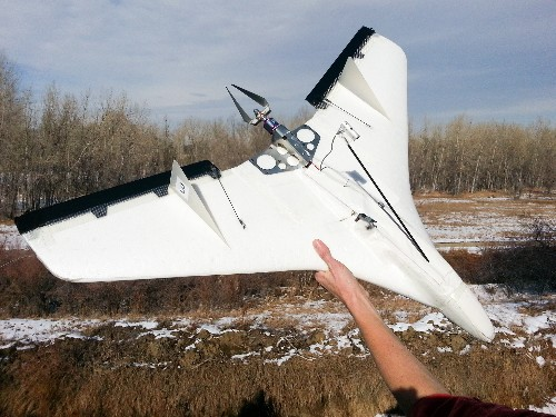 Cheap, Disposable Drones Are the New Storm Chasers