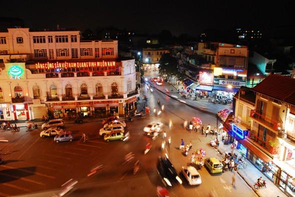 Tranh Ha's Hanoi