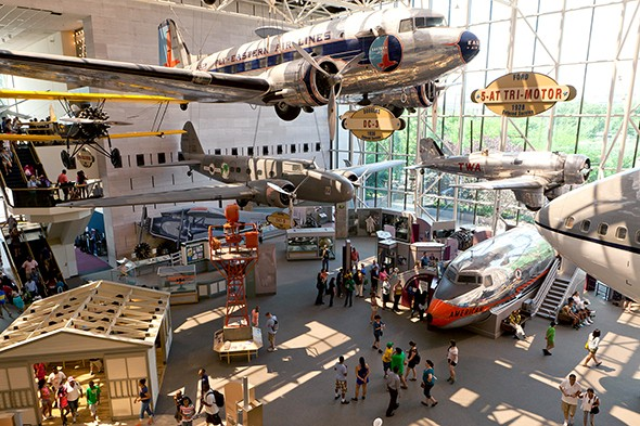 Explore the Top 10 Science Museums in the United States