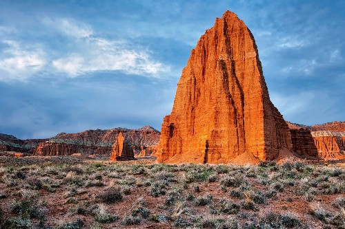 These Striking Rock Formations Are up to 270 Million Years Old