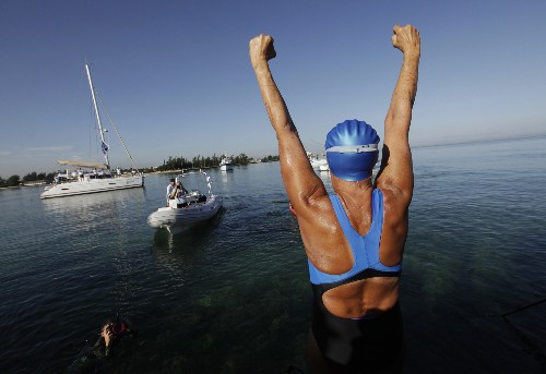 Diana Nyad Record: How Does the Body Endure Long Swims?