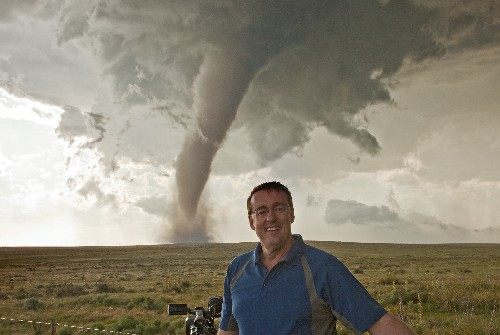 Chasing Tornadoes With a Camera