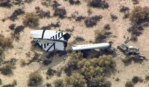 Will Virgin Galactic's Crash End Space Tourism?
