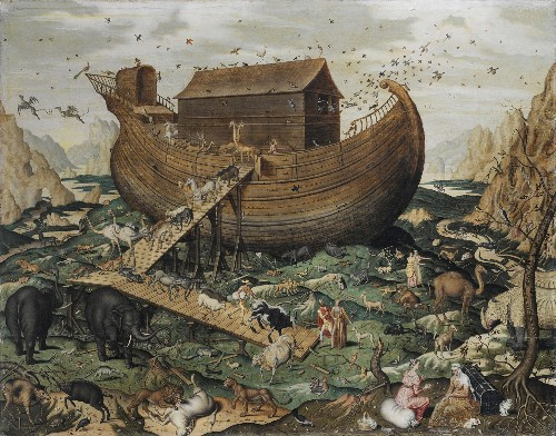 Why Newton Believed a Comet Caused Noah's Flood