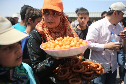 Syrian Refugees Find Comfort, Humanity in the Ritual of Cooking