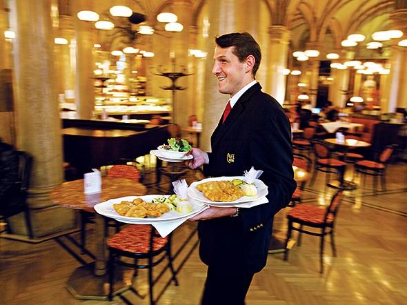 A Taste of Old World Europe: Wiener Schnitzel