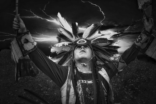 The Strong Photo by RAFAEL CHACON — National Geographic Your Shot