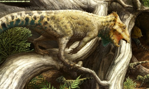 Bunny-Size Dinosaur Was First of Its Kind in America