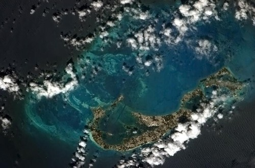 The volcano that built Bermuda is unlike any other on Earth