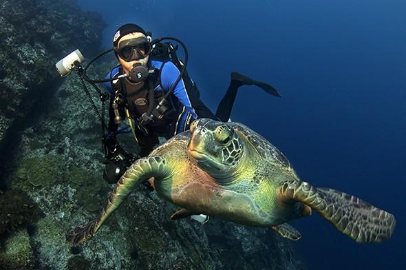 Travel Lens: Ocean Hero Enric Sala