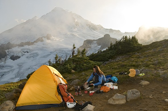 9 Camping Tips for a Backcountry Thanksgiving Feast