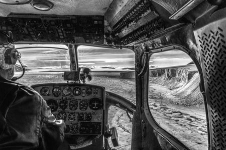 Above Franz Josef Land Photo by Christopher Michel — National Geographic Your Shot