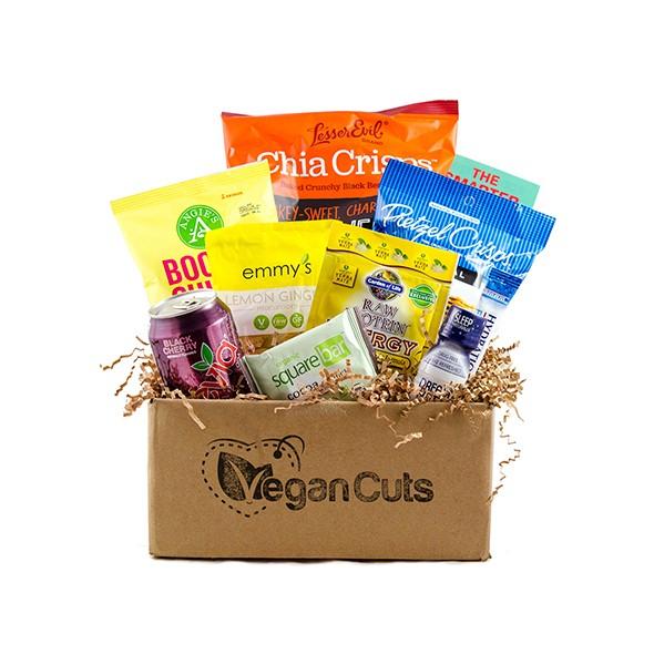 Vegan Snacks Delivered to Your Door