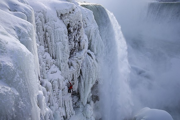 Niagara Climber Will Gadd – 'This is Who I Am'