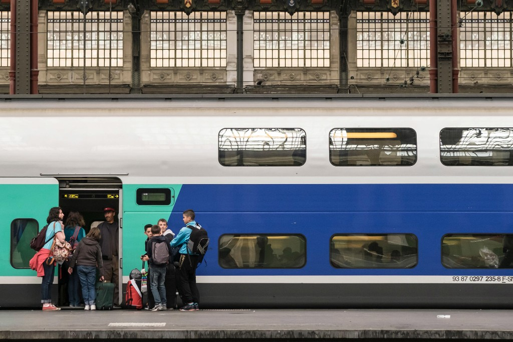 Rail Travel - cover