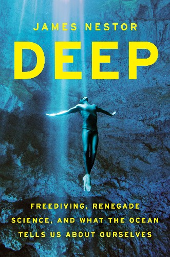Free Diving World Record Will Soon Be Pushed to 1,000 Feet, Author Says