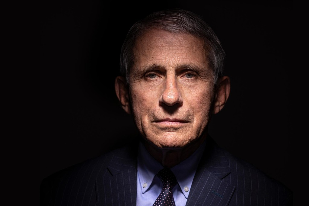 Fauci: No scientific evidence the coronavirus was made in a Chinese lab
