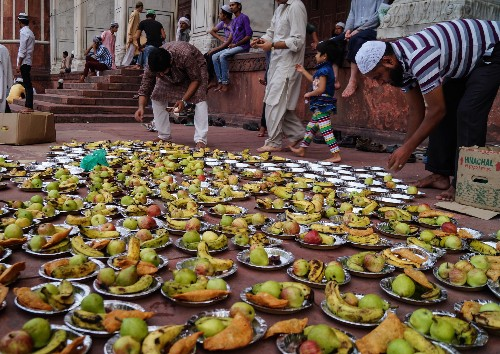 Your Shot: Breaking the Ramadan Fast