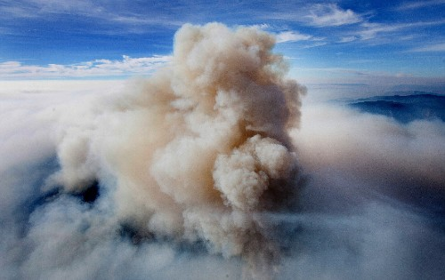 How Megafires Are Remaking American Forests