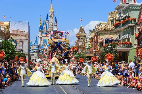 Here's How Disney Inspires Our Love of Travel
