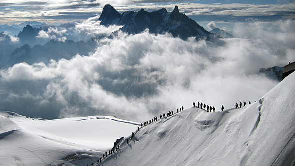 Climbing Mont Blanc: Setting Sights on the Ceiling of Western Europe
