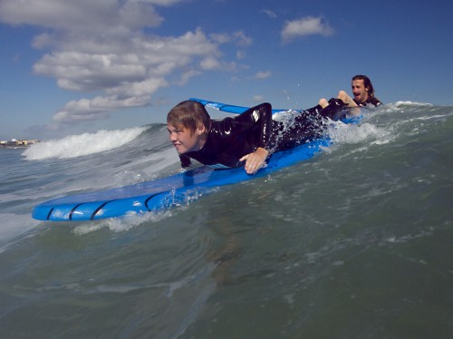 Florida by Water: Learn to Surf
