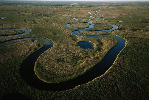Stunning Pictures: Inside Africa's Last Wetland Wilderness