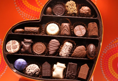 What's Behind That Box of Valentine's Chocolates?