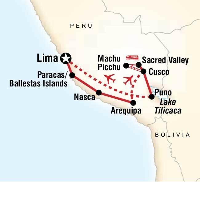 Peru & Machu Picchu Tour