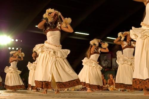 See Hawaii's hula dancing like never before