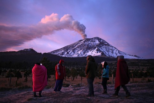 Volcano forecasts could soon be a reality, thanks to AI