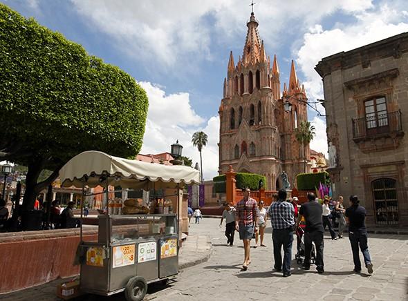 Just Back: San Miguel de Allende