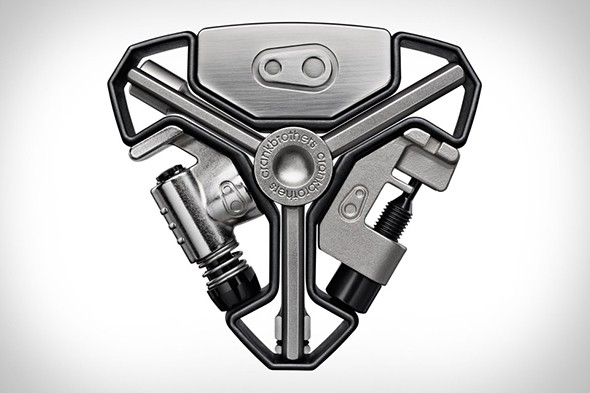 The Stylish, Functional Bicycle Multi-Tool
