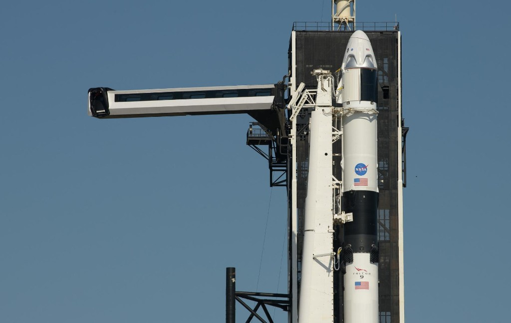 SpaceX to make history with crewed ISS mission. Here's how to watch.