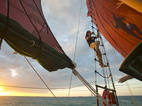 Florida by Water: Go Sailing at Sunset