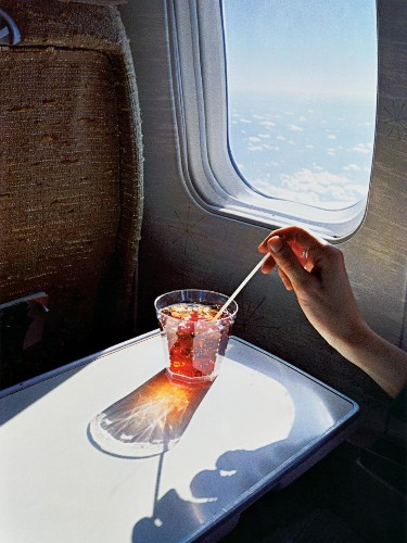 Why You Crave Tomato Juice In-Flight