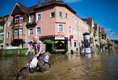 Pictures: Worst Floods in European History?