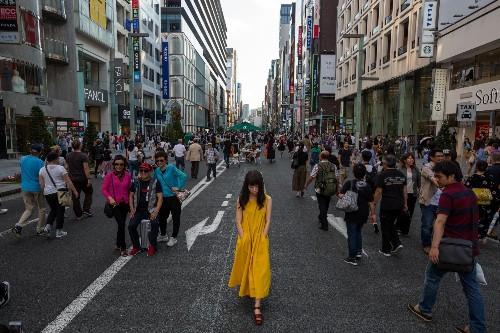Tokyo became a megacity by reinventing itself