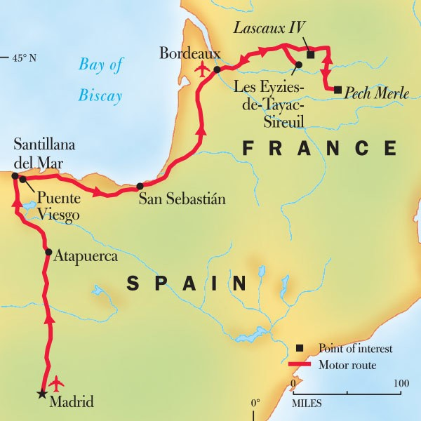 Human Origins: Southwest France and Northern Spain