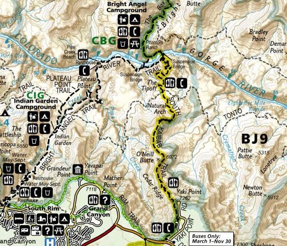 Grand Canyon's Quintessential Hike – Rim-to-Rim