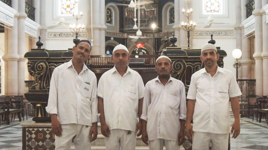 Meet the Muslim family who looks after a Jewish synagogue in India