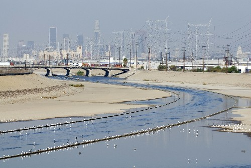 Los Angeles River: From Concrete Ditch to Urban Oasis