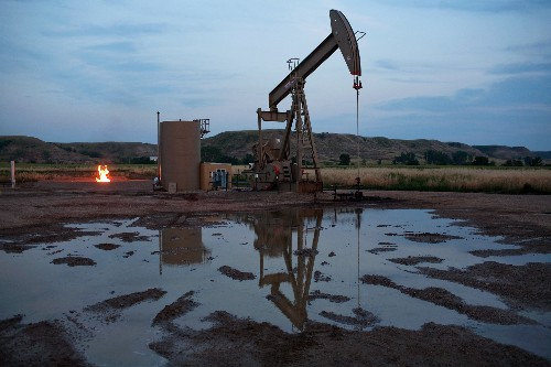 North Dakota's Salty Fracked Wells Drink More Water to Keep Oil Flowing