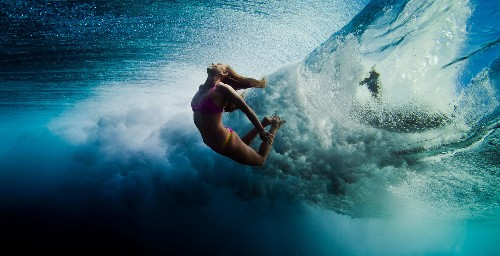 Looking for the Best Surf Photography? Hold Your Breath